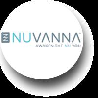 Nuvanna Logo Small Talk Media Social Media Philadelphia Client