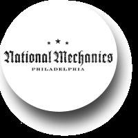 National Mechanics bar and restaurant old city philadelphia