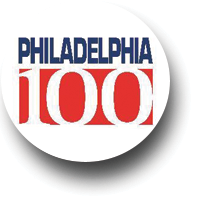 Philadelphia 100 fastest growing companies logo