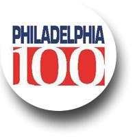 Philadelphia 100 fastest growing companies logo