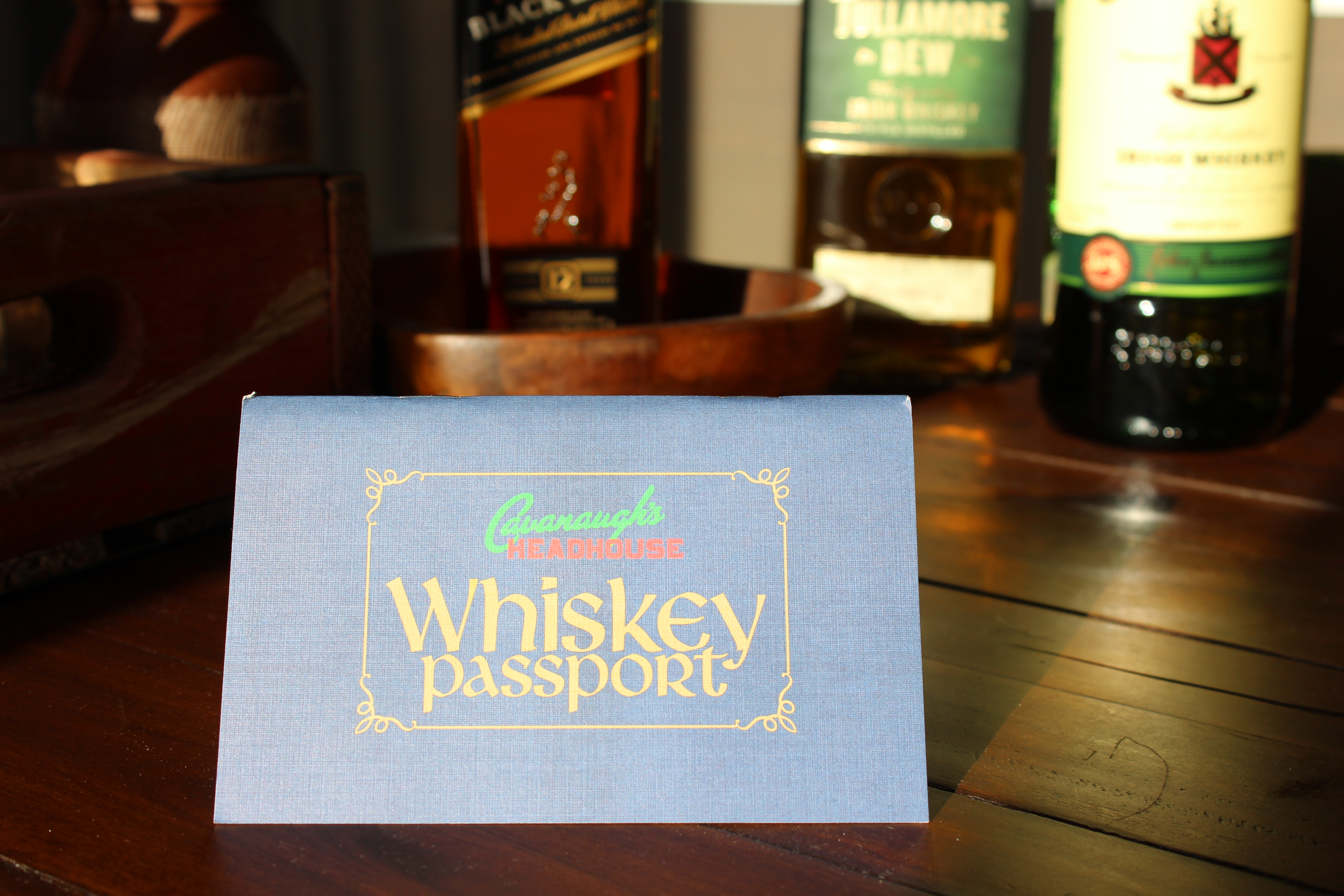 Whiskey Passport Cavs Headhouse Social Media Philadelphia graphic design