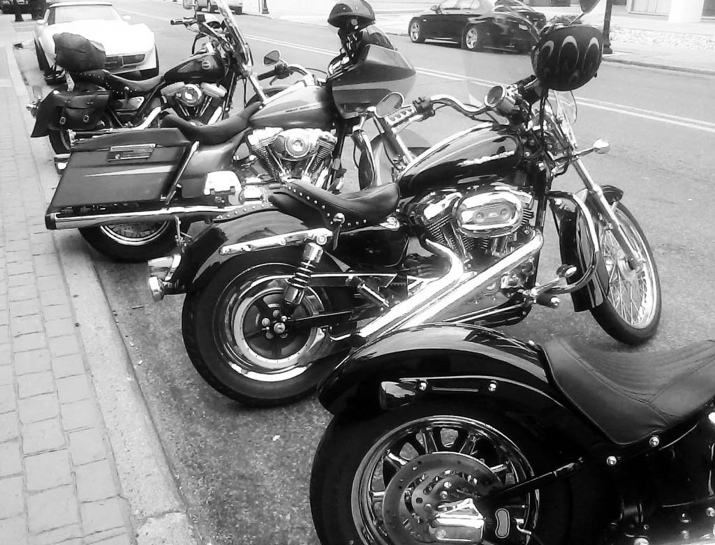 Philadelphia Toy Run 2014 Motorcycle Rally
