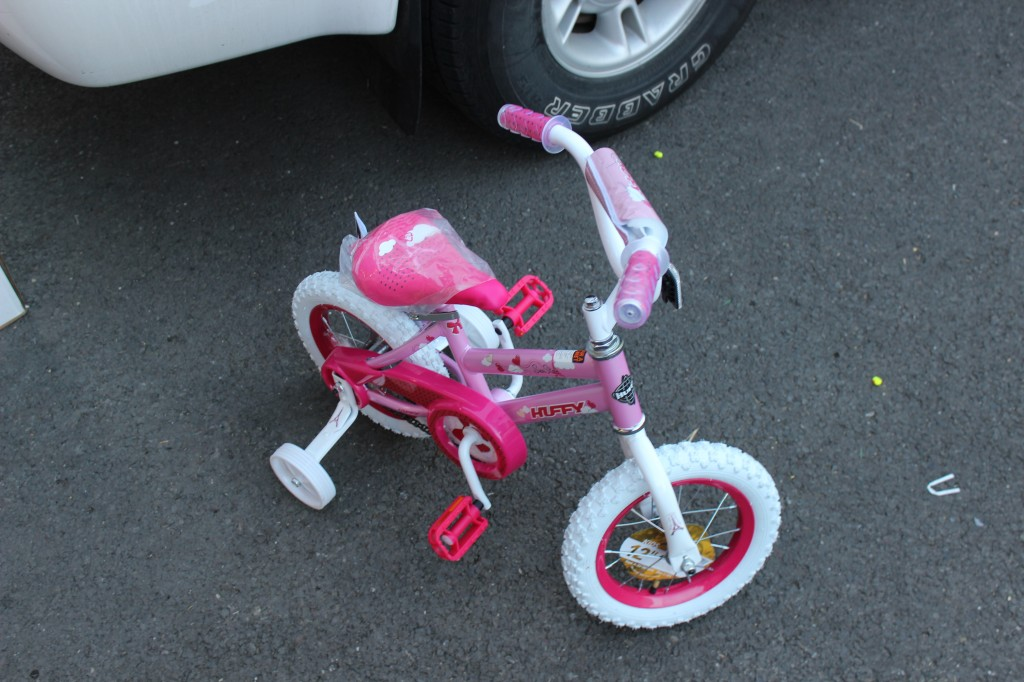 Some little lady will be riding in style in the Spring