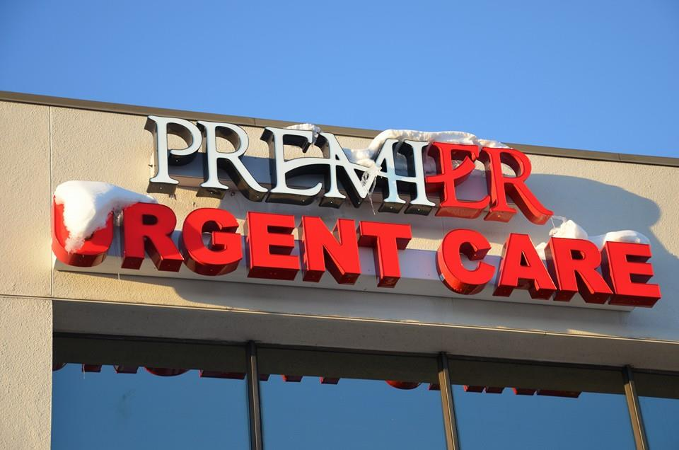 Premier Urgent Care Emergency Medical  client digital marketing