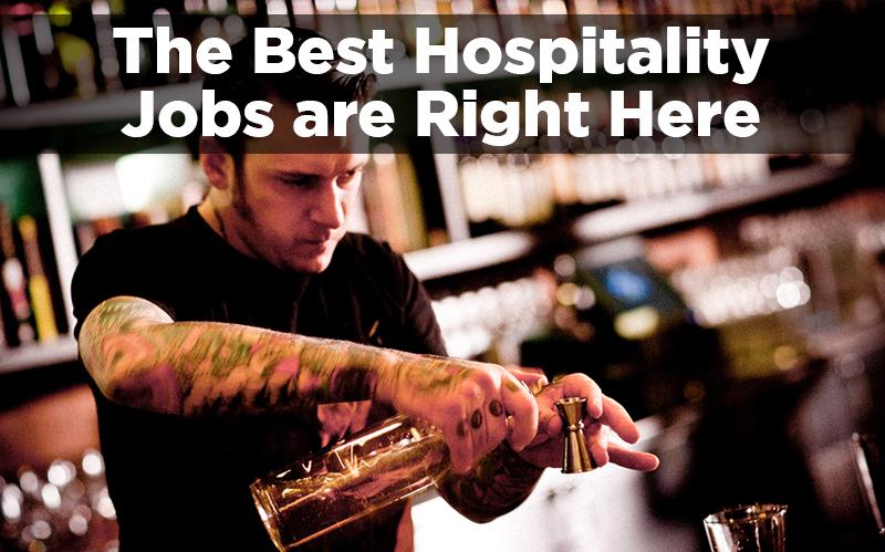 hospitality jobs career bar restaurant philadelphia south jersey