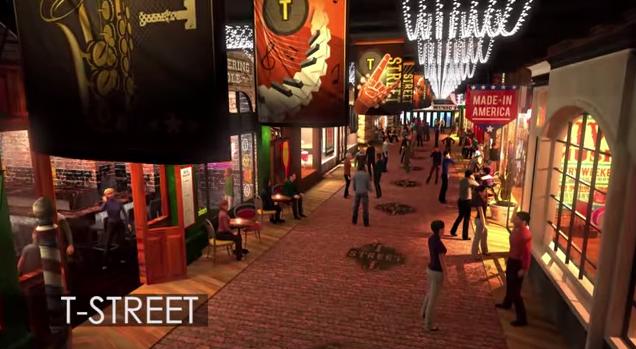 T Street Opening Atlantic City