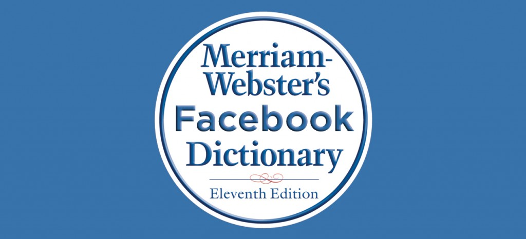 Facebook Dictionary Terminology