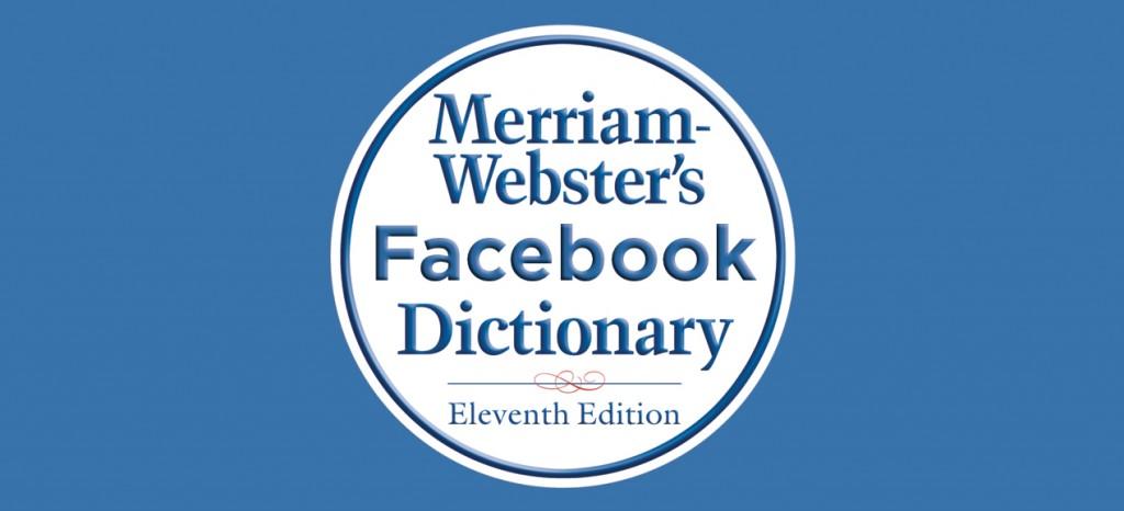 Facebook Dictionary Terminology